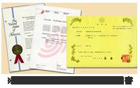 スキンプロテクター特許証明書